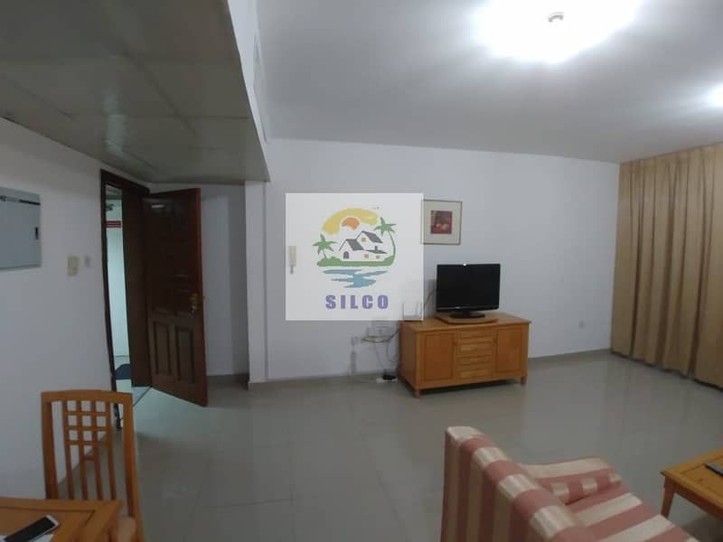 2 2 BR FLAT FULLY FURNISHED WITH HEALTH CLUB FACILITIES