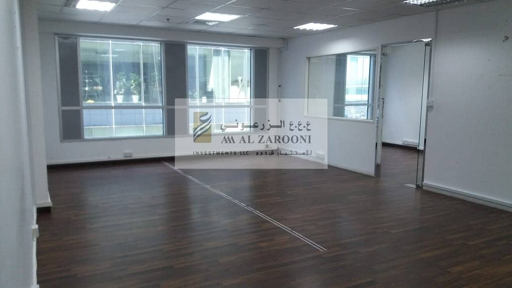 2  Fully Fitted Office in Al Barsha 1