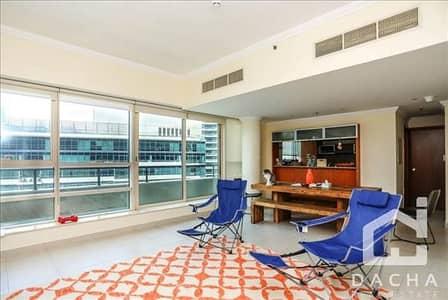شقة 2 غرفة نوم للايجار في دبي مارينا، دبي - Stunning 2BR Penthouse Marina View Marina Quay North