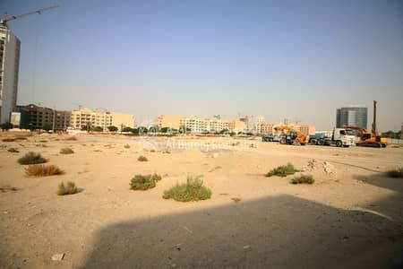 Building for Sale in Jumeirah Village Circle (JVC), Dubai - Exclusive G+4 Plot at Jumeirah Village Circle for Investors