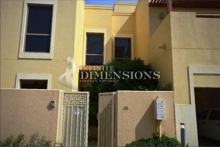 4 BR Villa in Al Raha Garden for Rent - Type 6
