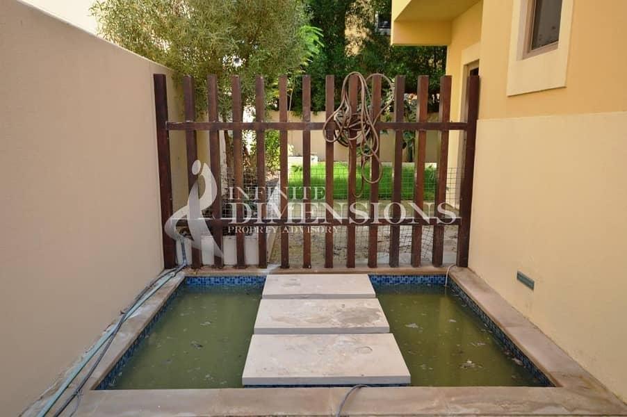 2 4 BR Villa in Al Raha Garden for Rent - Type 6