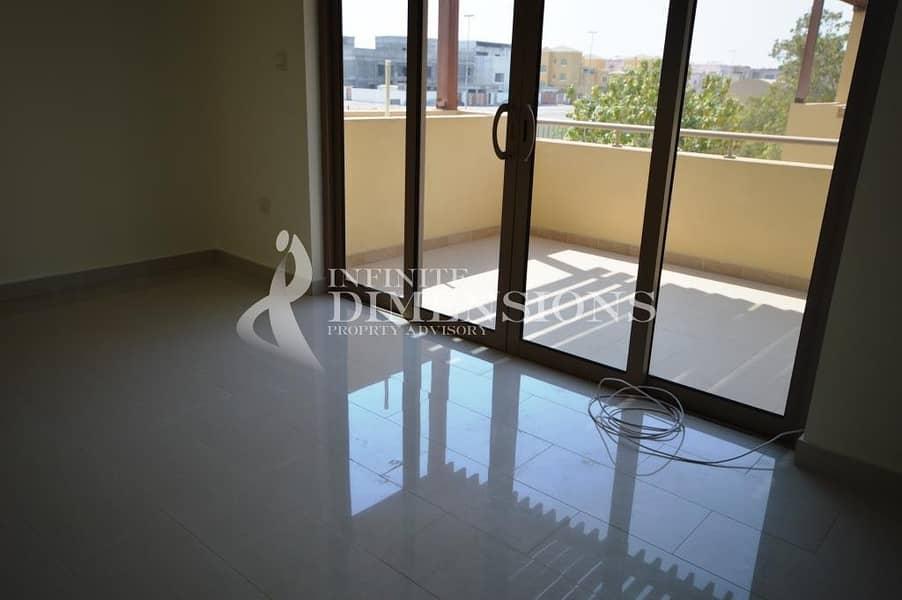 11 4 BR Villa in Al Raha Garden for Rent - Type 6