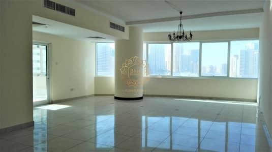 شقة 3 غرفة نوم للايجار في الخان، الشارقة - Super Spacious 3BHK with Maids Room Balcony