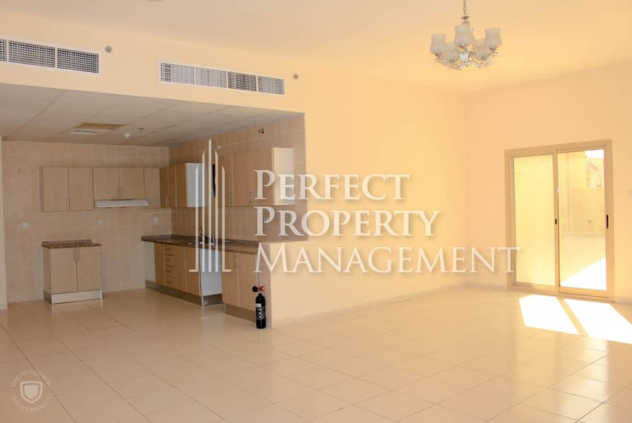 Very Spacious 2 BHK Penthouse for rent for 45K in Yasmin Village