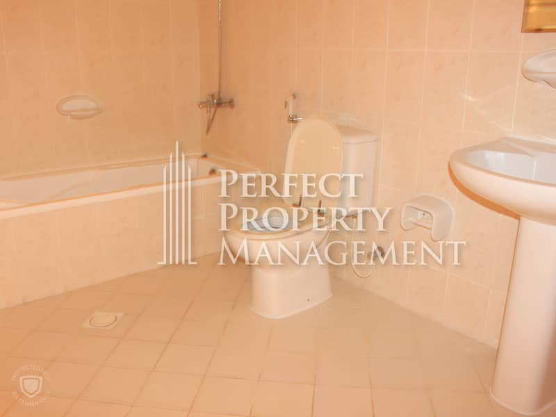 12 Very Spacious 2 BHK Penthouse for rent for 45K in Yasmin Village