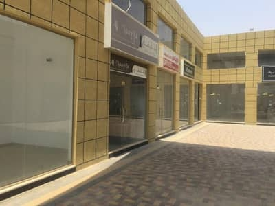 Shop for Rent in Al Rawda, Ajman - Available Brand New Shop In Alamal center near Abaya Roundaboud