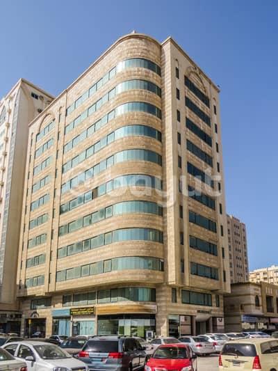 فلیٹ 1 غرفة نوم للايجار في المريجة، الشارقة - شقة في بناية أبو جميزة 2 المريجة 1 غرف 19000 درهم - 4198579