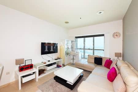High Floor 2 BR   Sea view   Elite Residence