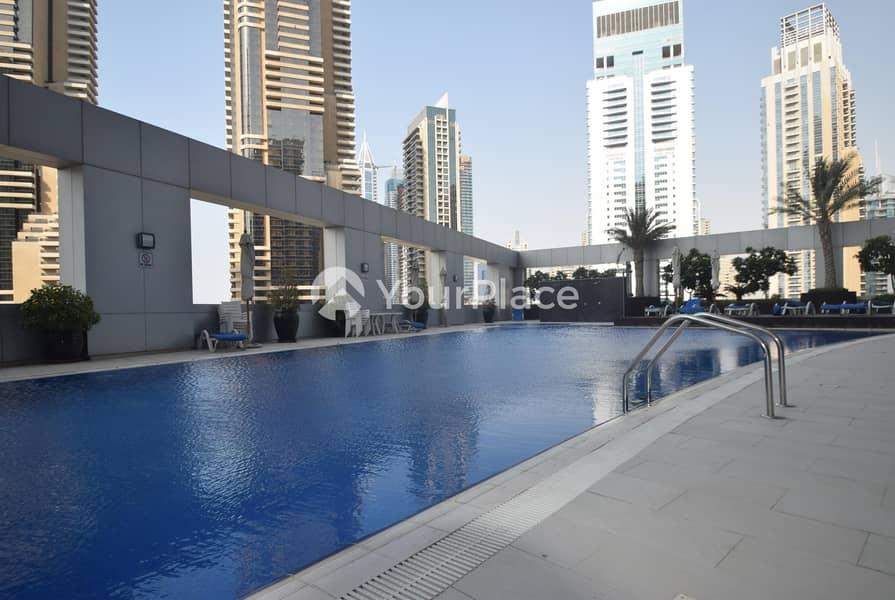 2 Chiller Free I 2 Bedroom I Dubai Marina
