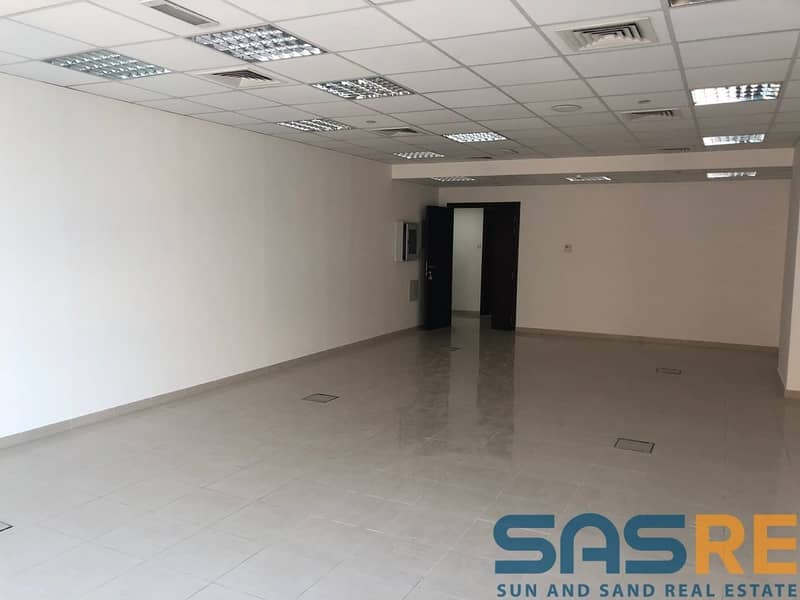 2 Net Size fitted Office maintained building