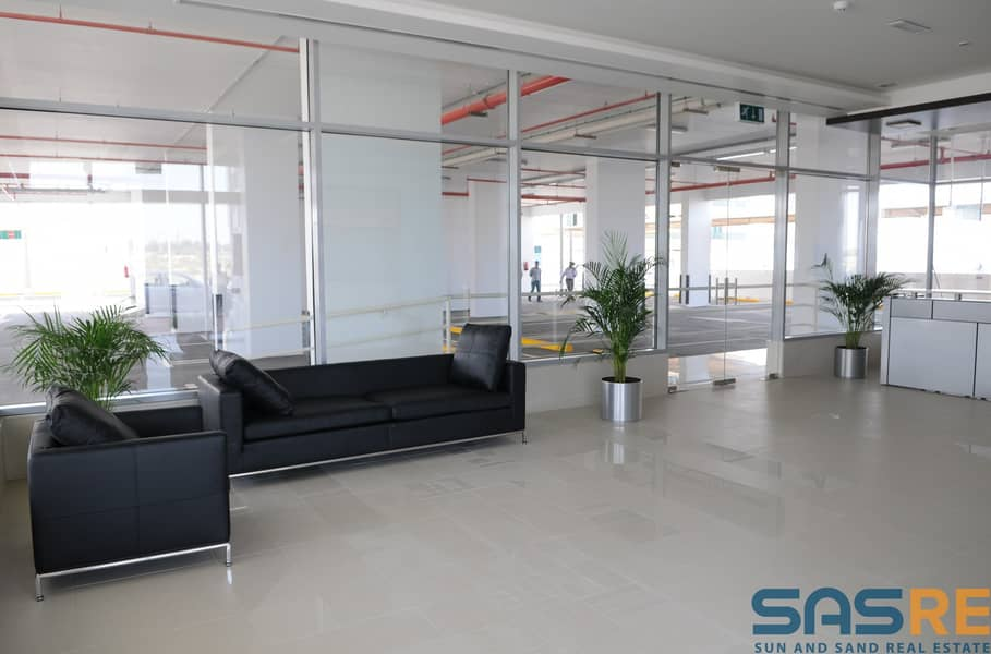 18 Net Size fitted Office maintained building
