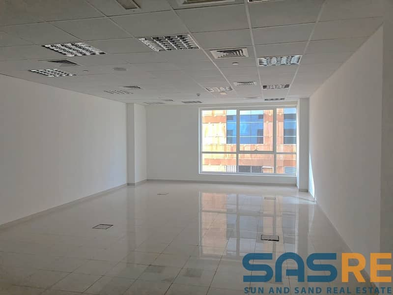 highly Maintained bldg. Net Area