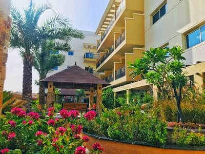1 Bedroom Flat for Rent in Al Warsan, Dubai - Perfect place for living | 1BR hall with 900 sq-ft | Beautiful Garden