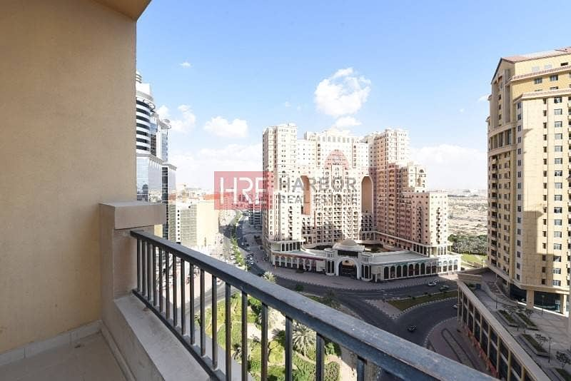 11 Upgraded 1BR Apartment in Silicon Oasis
