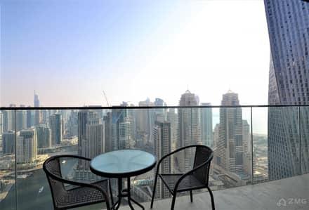 فلیٹ 1 غرفة نوم للبيع في دبي مارينا، دبي - Premium Furnished  | Amazing Full Marina Views