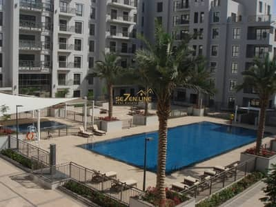 3 Bedroom Flat for Sale in Town Square, Dubai - Brand New Pool View 3 BR w/ Maids Room A1