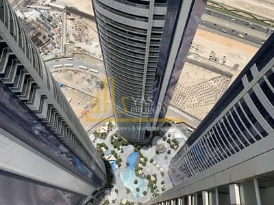 3 Bedroom Apartment for Rent in Business Bay, Dubai - High floor F/Furnished 3BHK  maids room