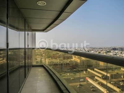 شقة 3 غرفة نوم للايجار في الخليج التجاري، دبي - FREE Chiller I Burj Khalifa View I 8 Payments