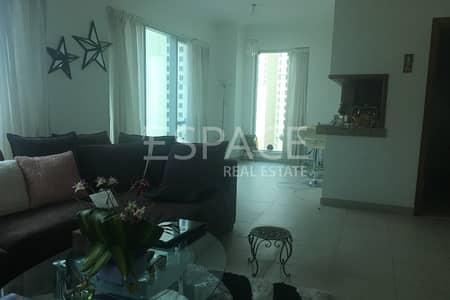 فلیٹ 1 غرفة نوم للبيع في دبي مارينا، دبي - 1 Bed   Great Investment   Prime Location