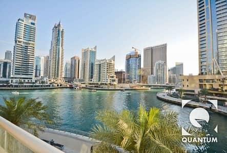 فیلا 3 غرفة نوم للبيع في دبي مارينا، دبي - Simplex Villa| Full Marina View | Vacant