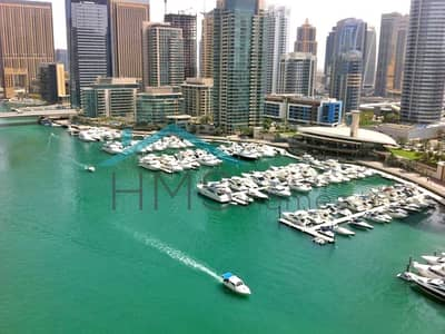 شقة 3 غرفة نوم للبيع في دبي مارينا، دبي - 3BR+Maid | Marina Wharf I | Dubai Marina | Close to JBR