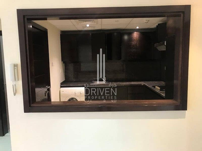10 1BHK | Sea View | Marina First Tower