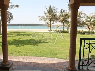 A Luxurious Fully Furnished 4 Bed Villa is a Sea Front Unit