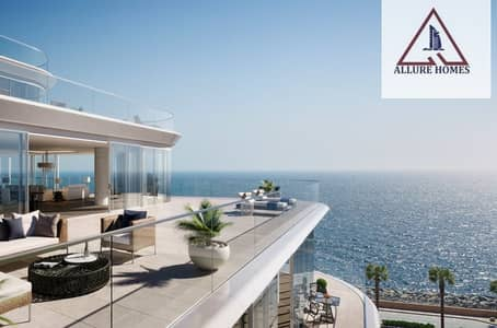 luxury development for the most discerning clients Direct Sea and Beach Views  