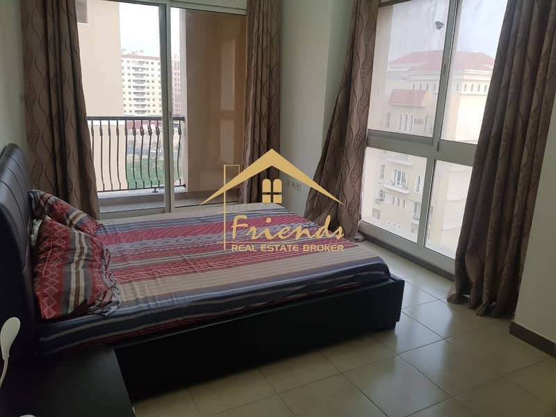 1 VIP! Fully Furnished 2 BHK In Indigo Spectrum 1 AED 60