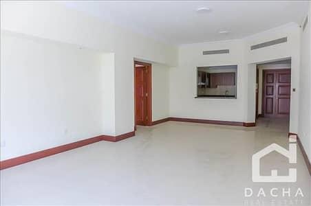 فلیٹ 2 غرفة نوم للبيع في نخلة جميرا، دبي - Golden Mile / 2 Bed plus maids / Big Balcony