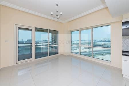 فلیٹ 1 غرفة نوم للبيع في الخليج التجاري، دبي - Reduced Price   1BR   Al Khail Road View