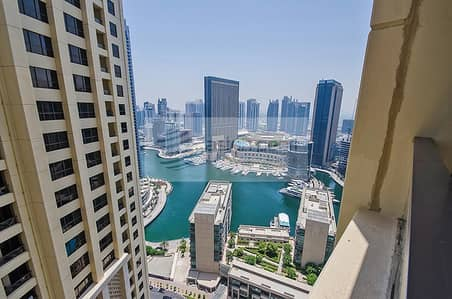 شقة 2 غرفة نوم للبيع في جي بي ار، دبي - 1BR
