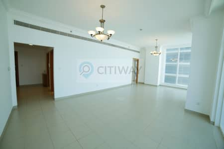 Spacious Apartment for 6 Cheques and 1 month Free!