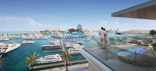 1 Bedroom Apartment for Sale in Mina Rashid, Dubai - WATERFRONT | 50% DLD WAIVER| 57K on BOOKING