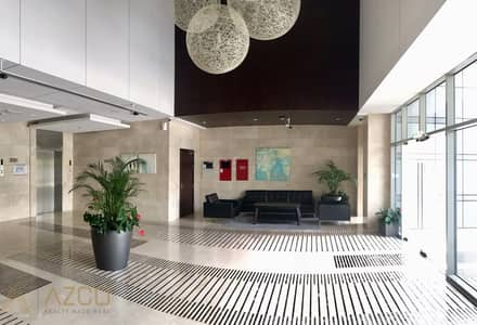 1 Bedroom Apartment for Rent in Dubai Sports City, Dubai - Semi FURNISHED ONE BEDROOM BIG BALCONY CLOSE KITCH
