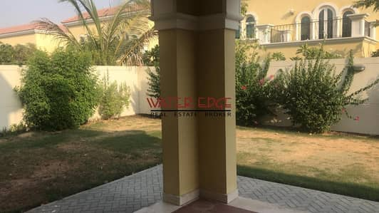 3 Bedroom Villa for Rent in Jumeirah Park, Dubai - District 8 I 3BR with Maids I Garden done!