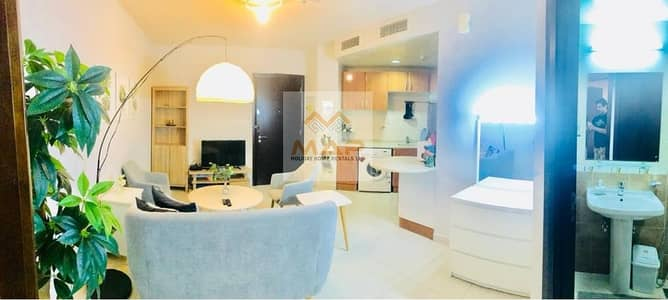 Limited offer STUDIO newly furnished near to 5 min DMCC Metro station JLT