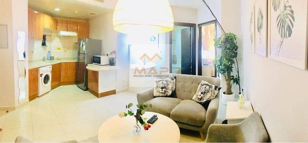2 Limited offer STUDIO newly furnished near to 5 min DMCC Metro station JLT