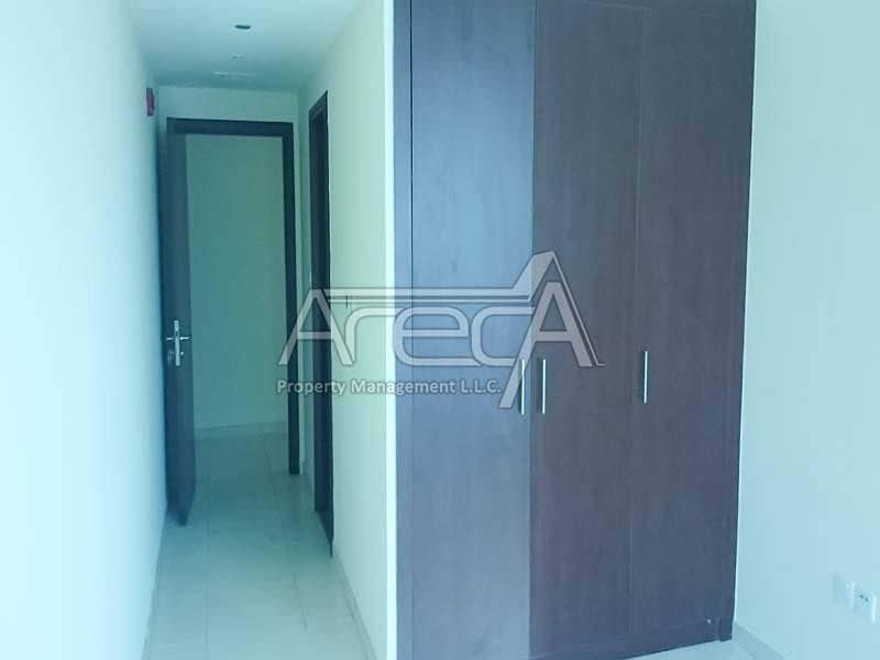 10 3 Bedroom apartment in Abu Dhabi City Centre.
