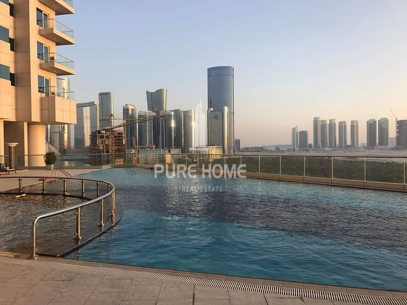 12 Flexible Payment for this 1 Bedroom appartment with GYM & Pool