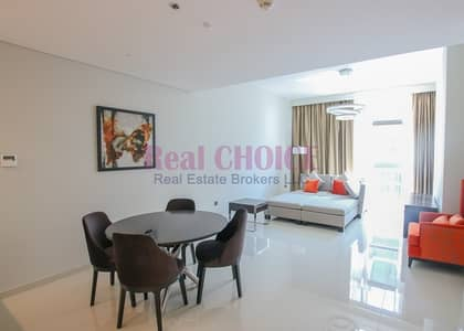 Exclusive Huge 1BR|View of the  Pool and Golf
