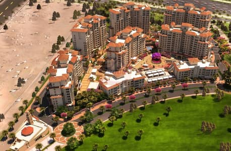 فلیٹ 1 غرفة نوم للبيع في عقارات جميرا للجولف، دبي - Pay 15% & Take Handover |  Golf Course Community