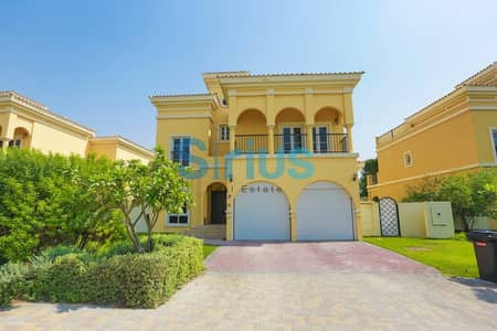 4 Bedroom Villa for Rent in The Villa, Dubai - For Rent Exclusive Fully Upgrade 4 Bedrooms + Maid's room Upgraded Cordoba | Directly on the Park
