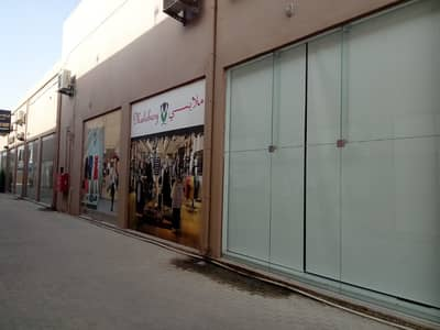 Shop for Rent in Ajman Industrial, Ajman - Spacious Spaces For shops