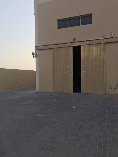 Warehouse for Rent in Al Jurf, Ajman - Warehouse located in al jurf with very good location