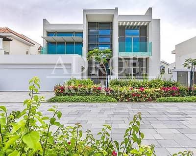 4 Bedroom Villa for Sale in Mohammad Bin Rashid City, Dubai - Luxurious! Contemporary 4 BED Villa in District One | Close to Lagoon