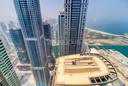 4 Bedroom Flat for Rent in Dubai Marina, Dubai - Luxurious 4 BD Penthouse | High Floor | Best Price