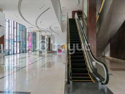 مکتب  للايجار في كورنيش البحيرة، الشارقة - Stunning office space with marvel of 180%view of corniche albuhaira