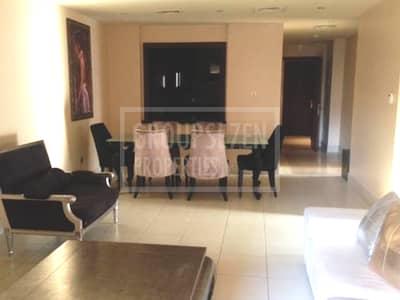 فلیٹ 2 غرفة نوم للايجار في المدينة القديمة، دبي - Only one of its kind 2 BR Apartment for Rent